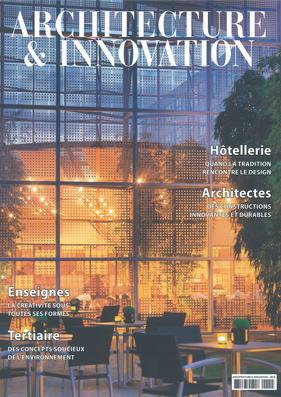 revue architecture et innovation Juin 2013